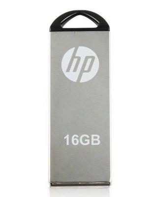 HP V220W 16GB 迷你鈦金精品隨身碟 鏡面隨身碟  聖誕節交換禮物  尾牙贈品