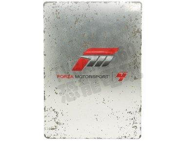 【二手遊戲】XBOX360 極限競速4 FORZA MOTORSPORT 4 中文版 鐵盒【台中恐龍電玩】