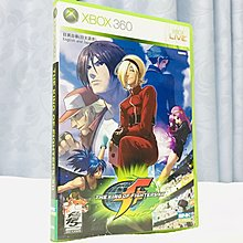 Xbox 360 game The King of Fighters 12 拳皇 日英合版