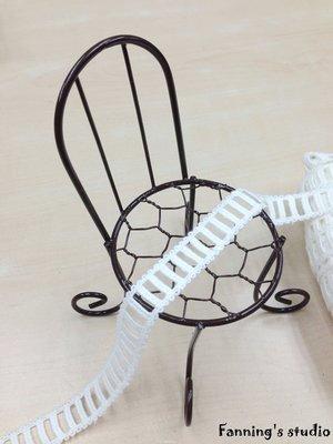 【芬妮卡Fanning服飾材料工坊】2015熱門款 樓梯格 刺繡條花 1碼入 『現貨商品』