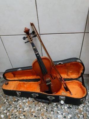 小提琴(適用年齡9-10歲)