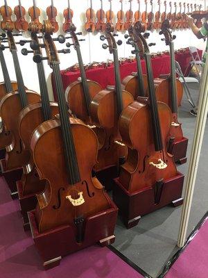愛森柏格 極品 手工 大提琴