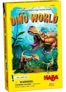 大安殿實體店面 免費送牌套 恐龍世界 Dino World 德國HABA益智桌遊 正版桌遊專賣店