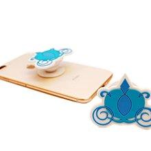 Disney 迪士尼 仙履奇緣南瓜車 手機指環