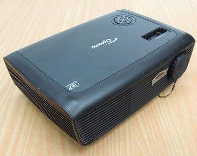 W【拍賣風】不到300小時!奧圖馬 Optoma OPX2510 DLP投影機 2500流明 / 可接電腦
