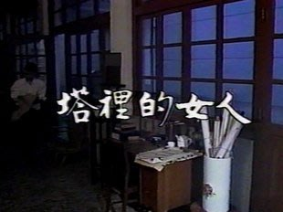 塔裡的女人DVD~宋岡陵主演~歡迎珍藏