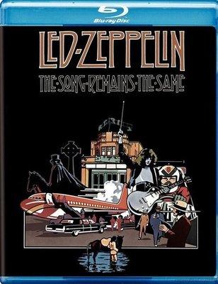 美版藍光BD~齊柏林飛船合唱團Led Zeppelin: The Song Remains The Same~繁中字幕