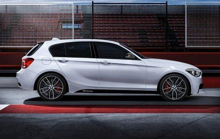 【樂駒】BMW 原廠 精品 套件 F20 M Performance 全車 改裝 套件 外觀 性能 提升