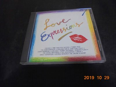CD LOVE EXPRESSIONS