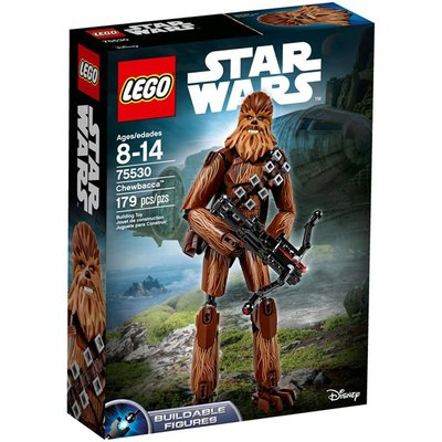 【積木王國】LEGO樂高 STAR WARS Chewbacca 75530