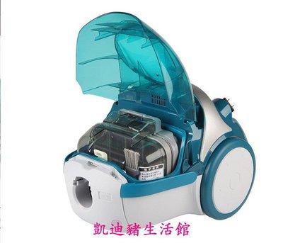 【凱迪豬生活館】Panasonic/松下家用臥式吸塵器小型抗菌大功率MC-CL725-A 子母負離子棉被吸嘴五重過濾系統KTZ-200949