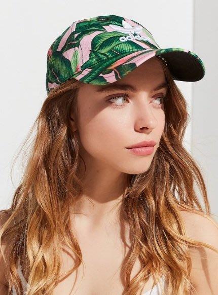 Adidas 老帽 粉色 棒球帽  三葉草 棒球帽  現貨/特別款