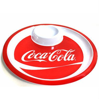 (I LOVE樂多) Coca Cola 可口可樂 托盤 餐盤 實用又具擺設 送禮的好選擇