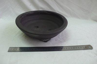 紫色小館-------早期紫砂花盆