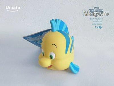 ArtLife @ DISNEY Umate LittleMermaid Flounder ディズニー 小美人魚 比目魚