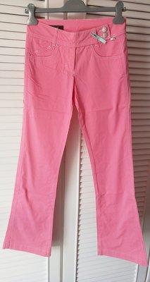 Laural Jeans 粉紅色牛仔褲