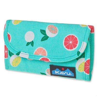 【【蘋果戶外】】KAVU 965-871 柑橘樹叢 Big Spender 美國潮牌 休閒錢包 皮夾 長夾 潮包 零錢包