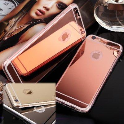 鏡面殼 iphone 6S plus 6 + 化妝鏡 鏡子 質感 手機殼 保護套 保護殼 非 金屬 不影響訊號