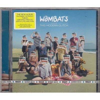 【全新未拆,殼裂】The Wombats 袋熊樂團榮耀鉅獻:This Modern Glitch 摩登雜訊干擾《歐版》