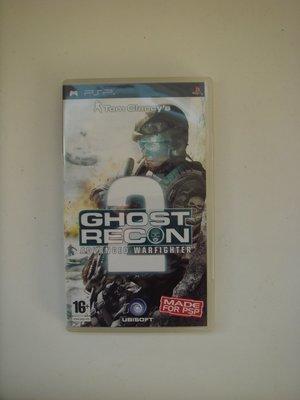 PSP 火線獵殺 先進戰士 2 Ghost Recon 2