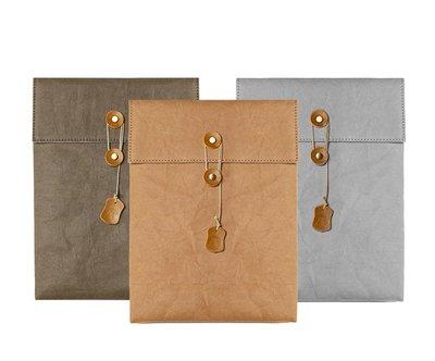 【現貨】ANCASE Acre Swift 3x 14吋 直款水洗牛皮紙 送電源包 皮套筆電包保護包