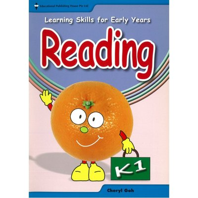 Pre-school Learning Skills for Early Years Reading(K1)初級閱讀練習