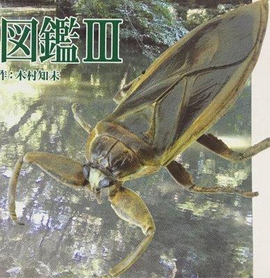 Yujin 立體百科事典 原色日本昆蟲圖鑑III Part 3 (Lethocerus deyrollei 大田鱉)