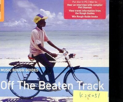 *真音樂* OFF THE BEATEN TRACK 二手 K26051