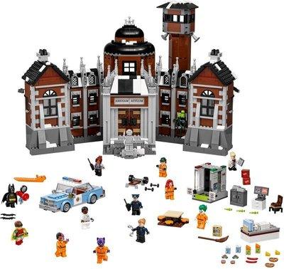 樂高 Lego 70912 樂高蝙蝠俠電影 阿卡漢療養院 Arkham Asylum