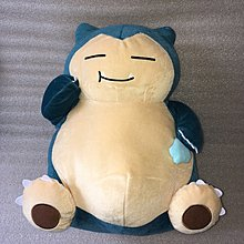 【景品一番 TOYS】日本BANPRESTO景品 POKEMON 寵物小精靈 SUN & MOON 卡比獸 大SIZE 毛公仔