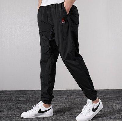 Nike 耐吉 褲子 跑步褲 男褲 2019夏季 新款 休閑褲 運動褲 長褲 AO0558-010 男款雙層梭織