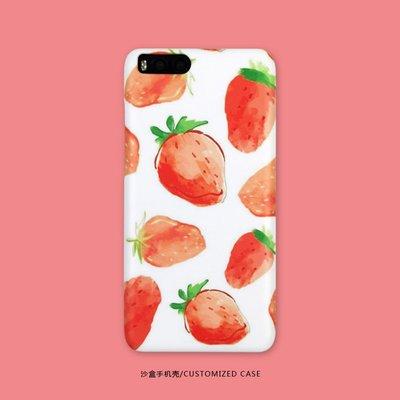 手機殼 保護套 防摔 小清新大草莓蘋果X/Xr/Xs/Xsmax iPhone8/8Plus 7/7Plus 6s手機殼