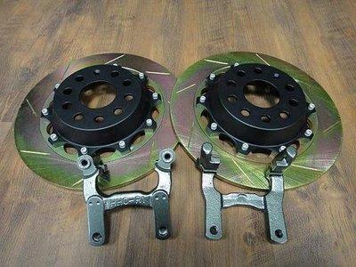 HHC BRAKES BMW F10 F11 專用 雙片 後加大碟盤  370mm