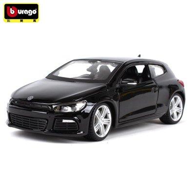 阿米格Amigo│福斯 volkswagen尚酷R 1:24 3開門 比美高 合金車 模型車 禮物 玩具  21060