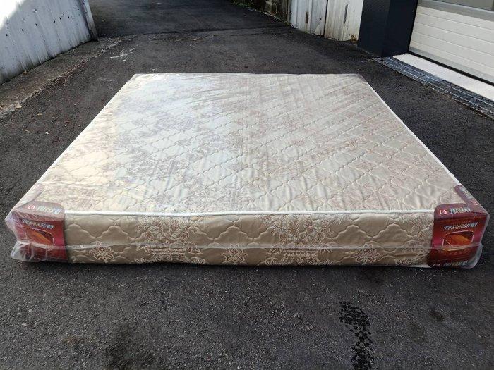 非凡二手家具 全新 緹花布6尺蜂巢式獨立筒床墊*獨立筒*雙人加大床*床墊*寢具*全新家具*全新床墊