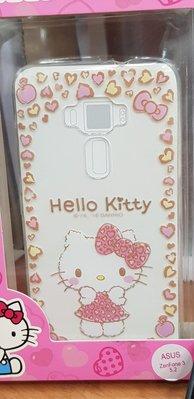 彰化手機館 ze552KL ze520KL 手機殼 KT HelloKitty 正版授權 ASUS zenfone3
