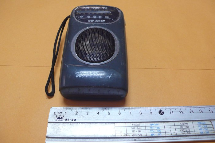 紫色小館84----------收音機-WAXTEA