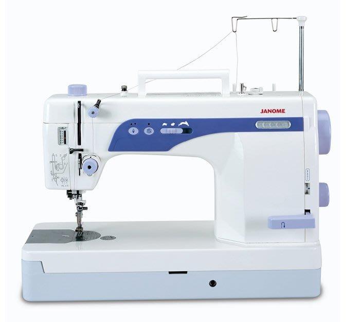 【優質服務品質保證】車樂美 JANOME 縫紉機 1600p 全新公司貨 可議價『請看關於我,來電享有勁爆價』