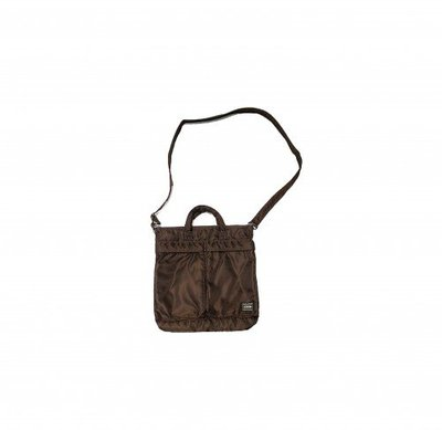 【S.I. 日本代購】PORTER NEXUSVII MINI HELMET BAG BROWN肩背包,兩件省更多,免運