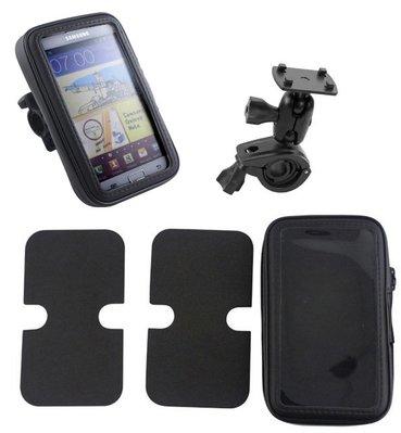 iphone7 iphone8 Mate 30手機車防水套支架手機套防水殼防水手機座腳踏車摩托車導航重機車架固定座手機架