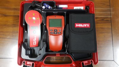 ╭☆優質五金☆╮ PS-50 HILTI 喜利得 喜得釘 牆體探測儀(=BOSCH D-tect150)