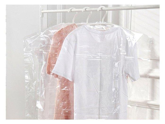 居家收納掛衣袋  防塵袋  透明無味西服防塵罩  乾洗店專用衣罩