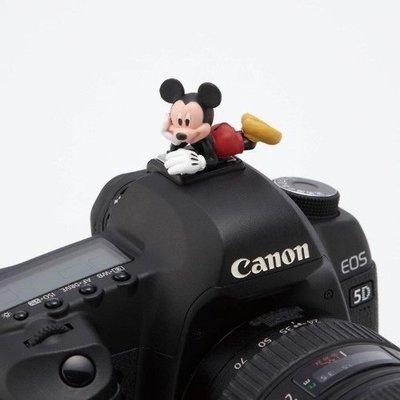 森川商行 日本 迪士尼專店限定 單眼相機防麈插(全4款)每款/399元  生日禮物 耶誕節 聖誕節 禮物