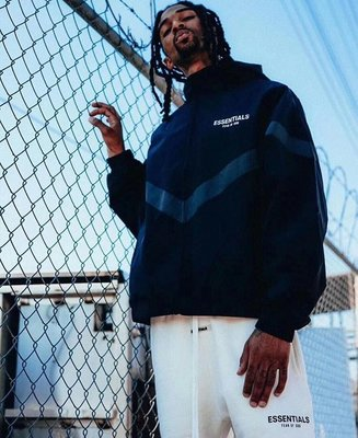 Fear Of God Essentials Reflective Jacket 3M 反光 風衣 外套
