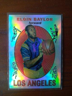 1996 Topps Stars Basketball Rookie Reprint 1969 Elgin Baylor