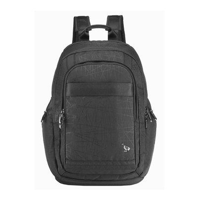 SUMDEX 16吋 平板雙科技電腦後背包NON~525BK黑色