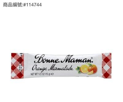 Bonne Maman 橘子果醬 15 公克 X 100入【COSTCO 好市多線上代購】