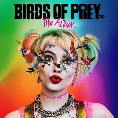 猛禽小隊:小丑女大解放-電影原聲帶 (進口盤) Birds Of Prey: The Album-7567865067
