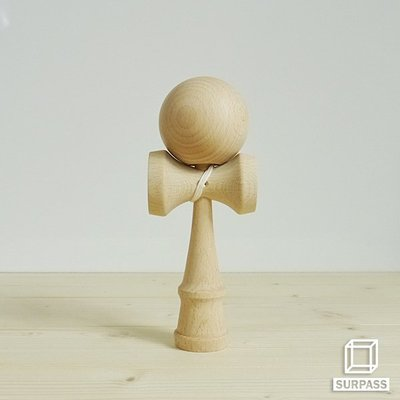 『Surpass』木質劍玉劍球 Wood 原木系列 經典木紋