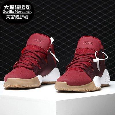 酷躍SPORT Adidas/阿迪達斯正品Pro Vision J大童休閒耐磨籃球運動鞋CG6505